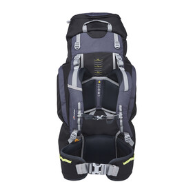 Berghaus Trailhead 65 Backpack Carbon/Jet Black/Bright Lime